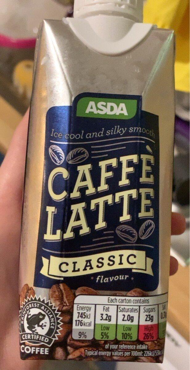 Cafe late Classic flavour - Product - en