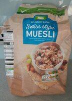 Swiss style Muesli - Product