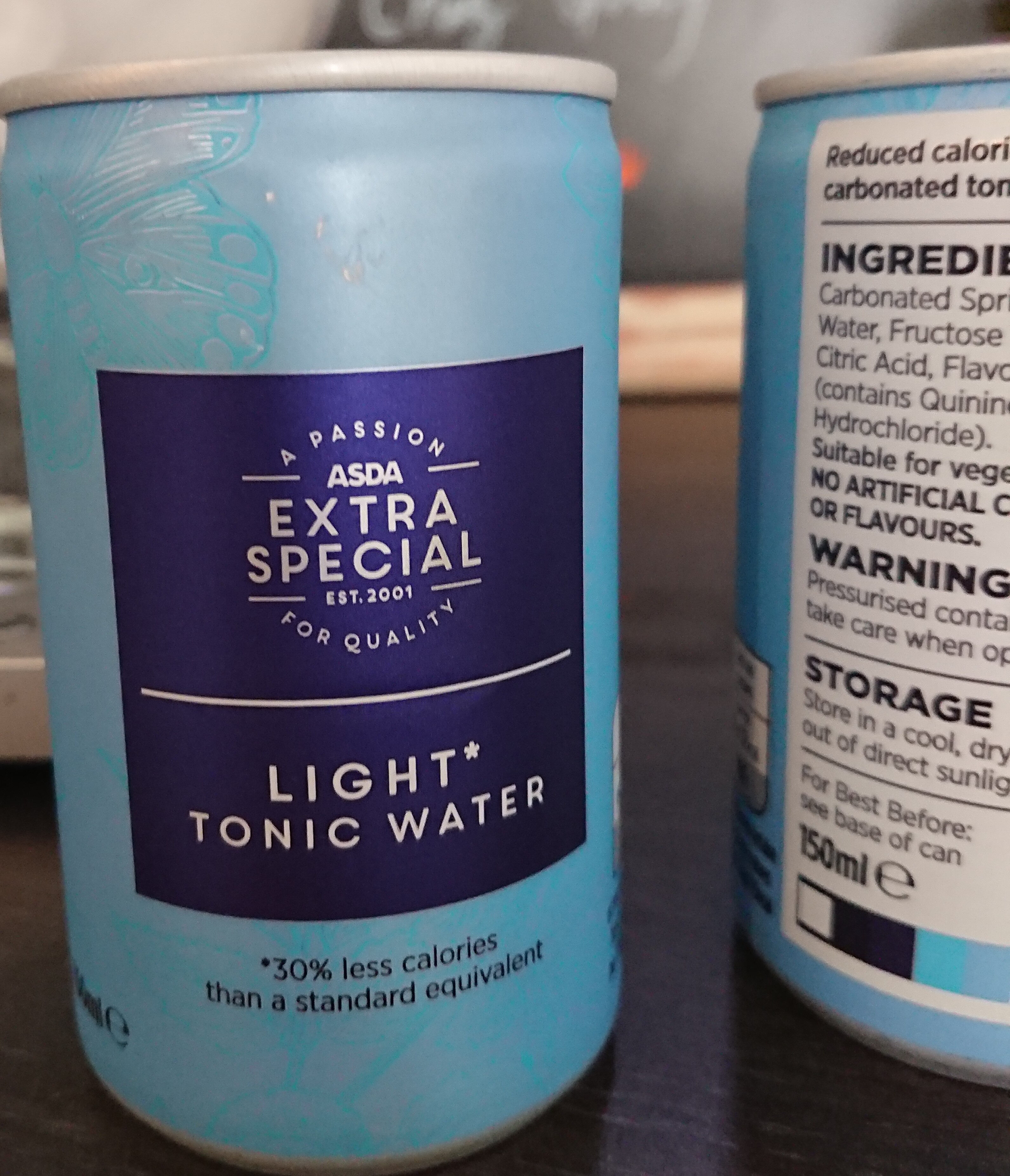 Extra Special Light Tonic Water - Product