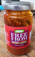 Free From Red Pesto - Product - en