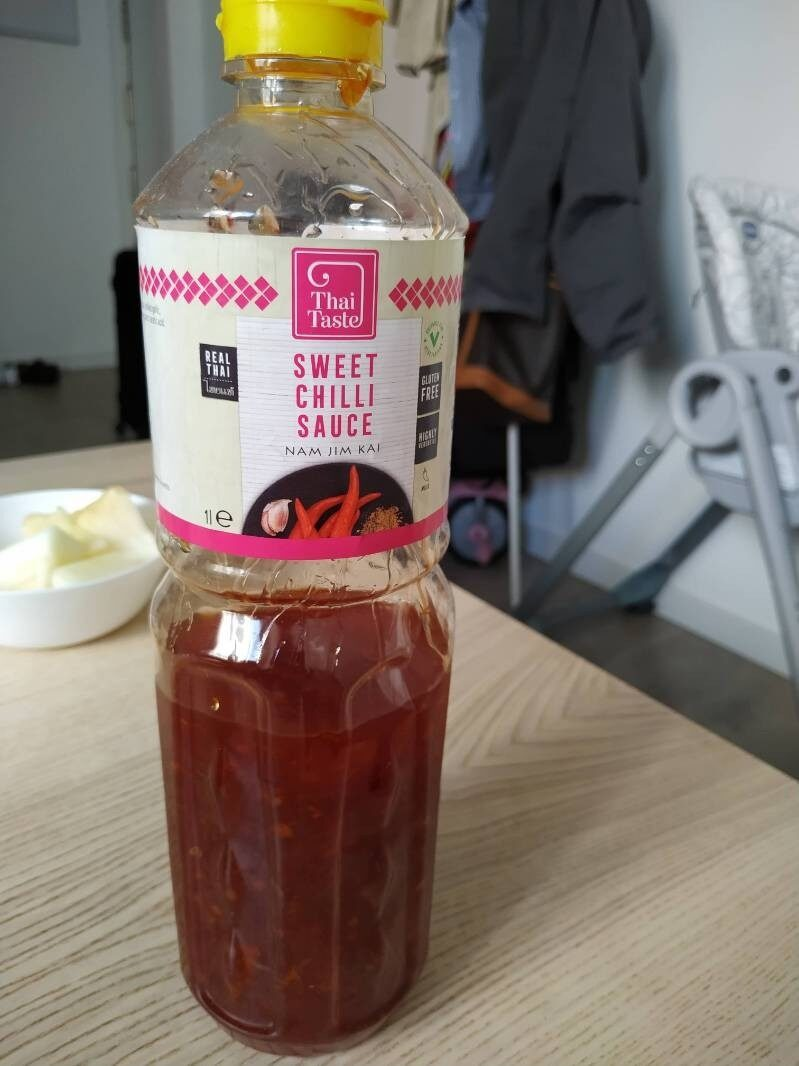 Sweet chili sauce - Nutrition facts - es