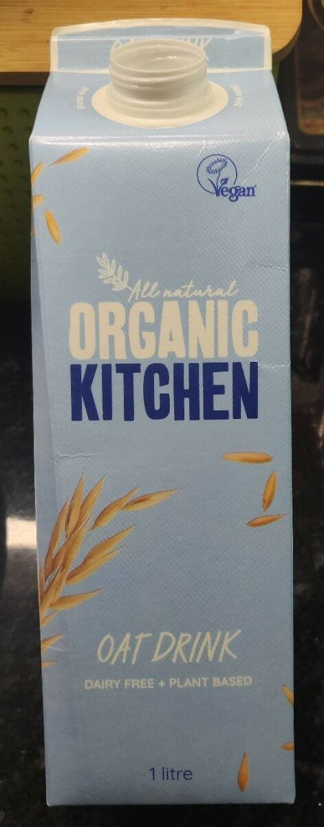 Oat drink - Product