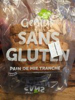 Pain de Mie Tranché Sans Gluten - Produit - fr
