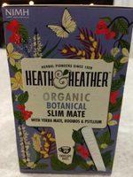 Organic Detoxing Slim The - Product - fr