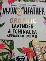 health and heather tea - Product