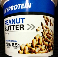 Peanut Butter Crunchy - Product