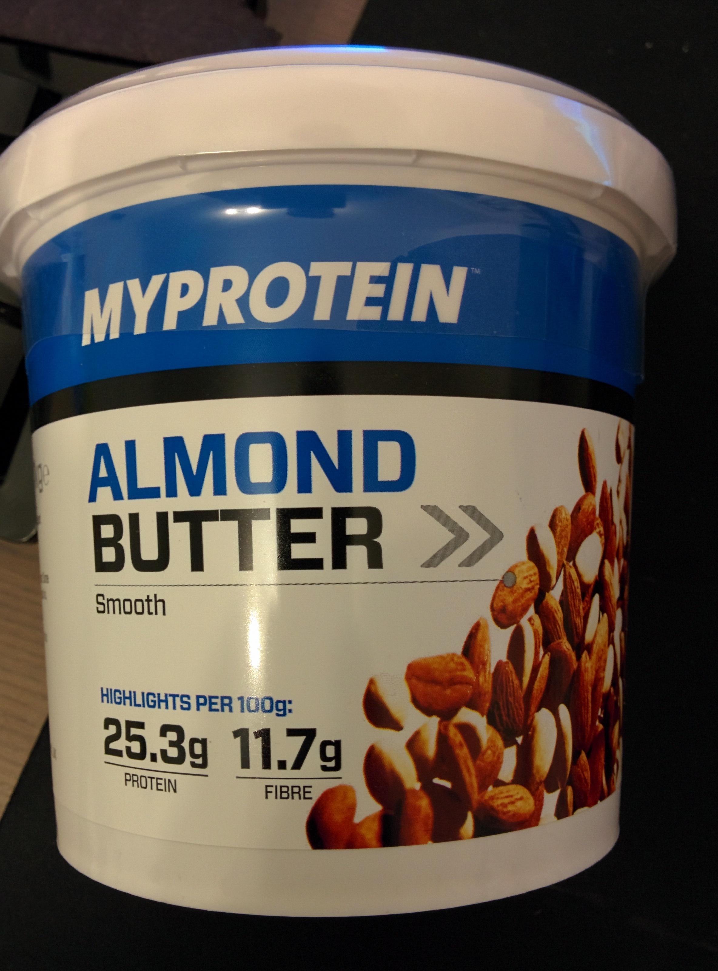 Almond Butter Smooth - Produkt