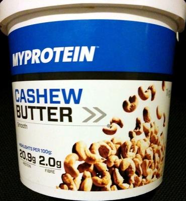 Cashew Butter - Prodotto