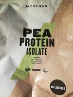Pea Protein Isolate (Geschmacksneutral) - Produit - de