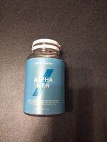 My Protein Alpha Men - 120 Gel Capsules - Produit - fr