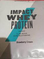 Impact whey protein - Producto - es