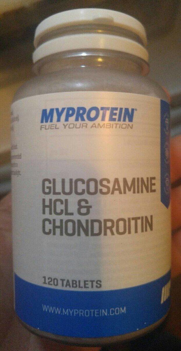 Glucosamin HCL + Chondroitin Hochdosiert, Neutral - Product - fr