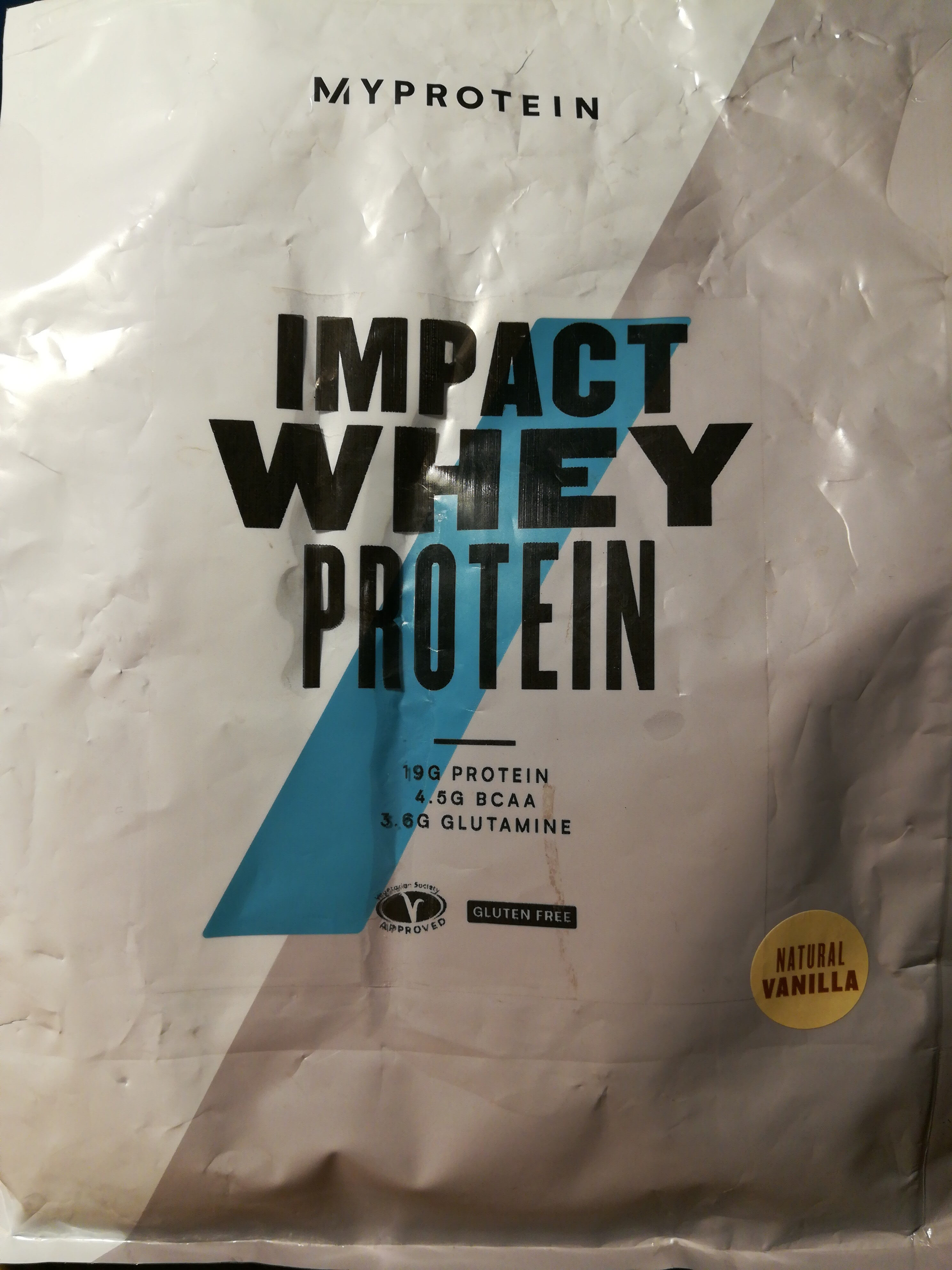 Impact Whey Protein - 1000G - Natural-vanille - Product - en