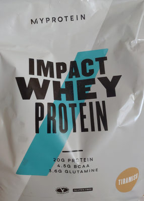 impact whey protein - Product