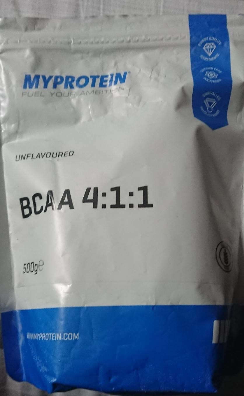 BCAA - Product