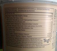 Almond Butter Crunchy - Voedigswaarden