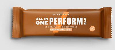 My Protein Hurricane XS Bar Chocolate Orange - Producte - en