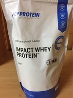 My Protein Impact Whey Choc Orange 1000G - Produit