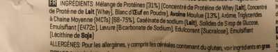 Protein Pancake Mix - Goldener Sirup - Ingrediënten