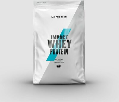 Impact Whey Protein (sample) - White Chocolate - 25G - Product
