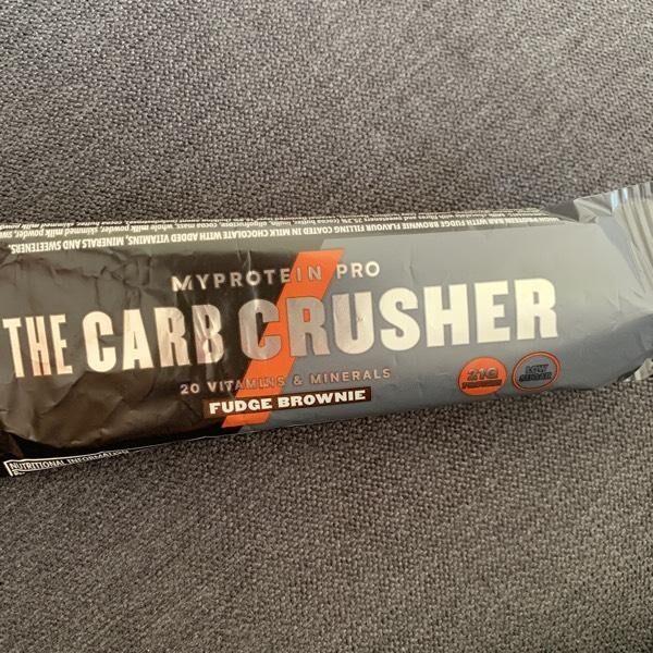 The Carb Crusher Brownie - Produit - en