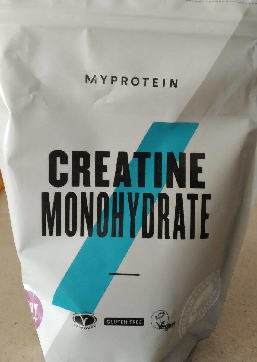 Creatina monohidrato - Producto - es