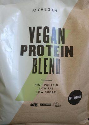 Vegan protein blend - Produit - fr