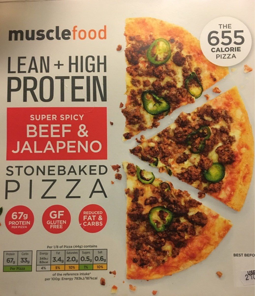 Stonebaked Pizza