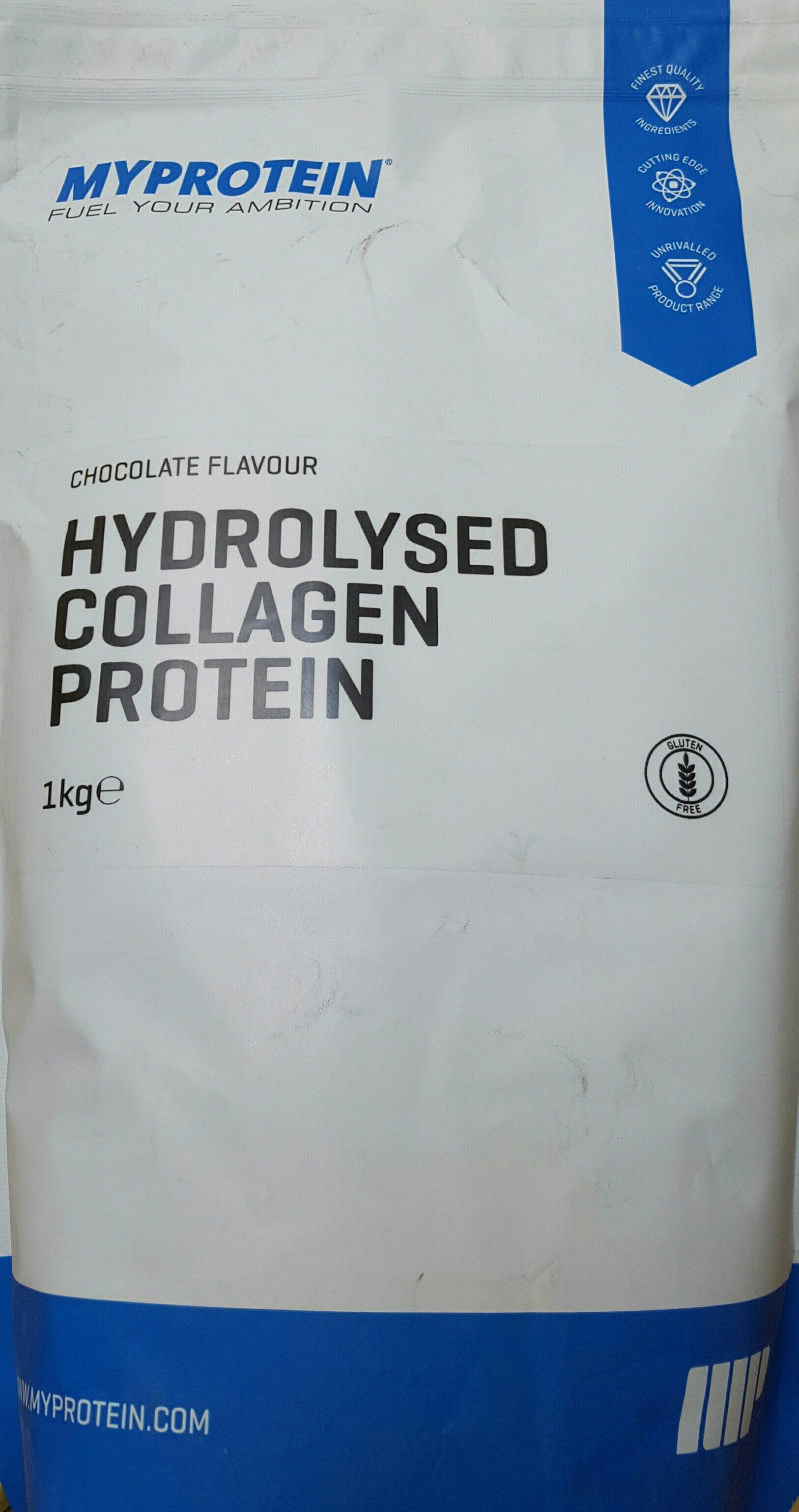 Peptide de Collagène Hydrolysé - Product - fr