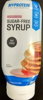 My syrup - Product - en