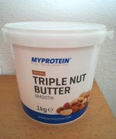 Triple Nut Butter, Smooth - Product - fr
