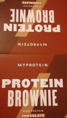 Protein Brownie high protein - Produit - fr