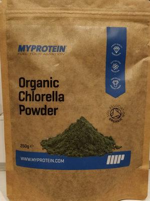 Organic Chlorella Powder - Product - en