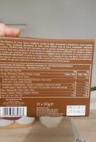 Lean cookie - Nutrition facts - fr