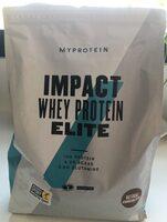 Impact whey protein elite - Produit - fr