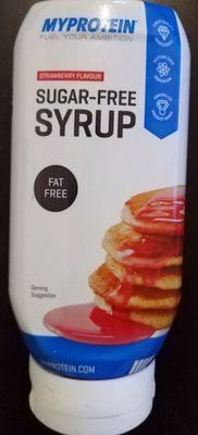 Sugar-Free Syrup - Product - en