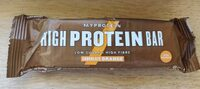 High Protein Bar, Chocolate Orange, 80G - Produit - fr