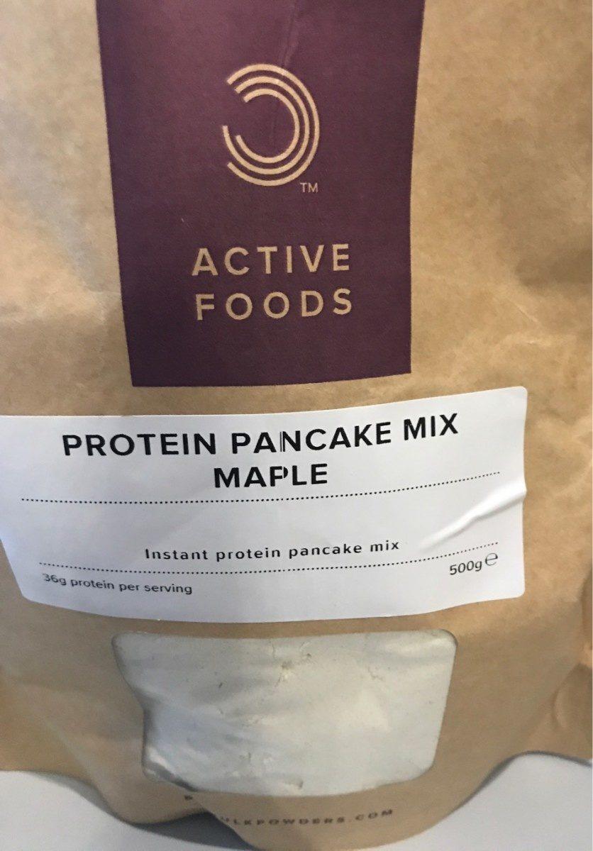 Protein Pancakes - Produit