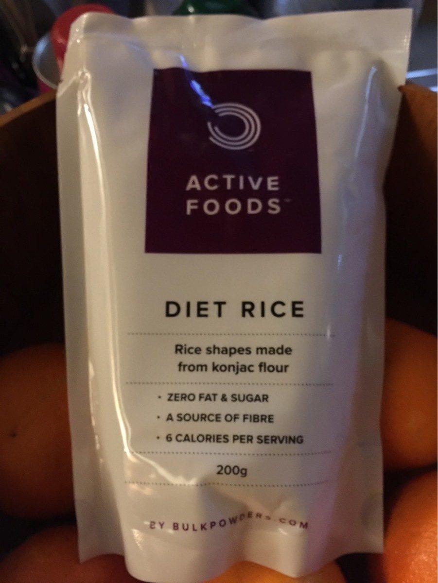 Diet Rice - Produit - fr