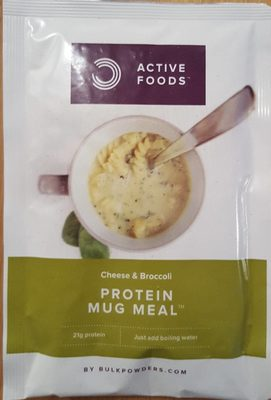 Protein mug meal - Produit