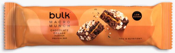 Macro Munch Chocolat Orange - Produit - fr