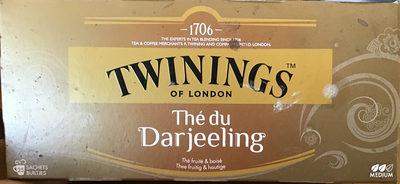 Thé du Darjeeling - Product