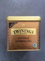 Vintage Darjeeling Blik - Prodotto - fr