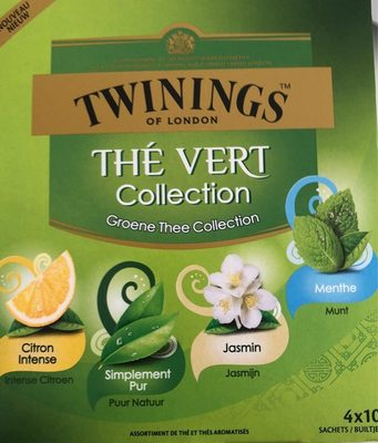 Green Tea Collection - Product