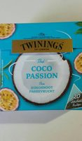 Thé coco passion - Product - fr