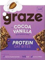 Vanilla Protein Bites with Whole Oats - Produit - fr