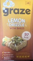 Lemon Drizzle Wow Bakes - Product