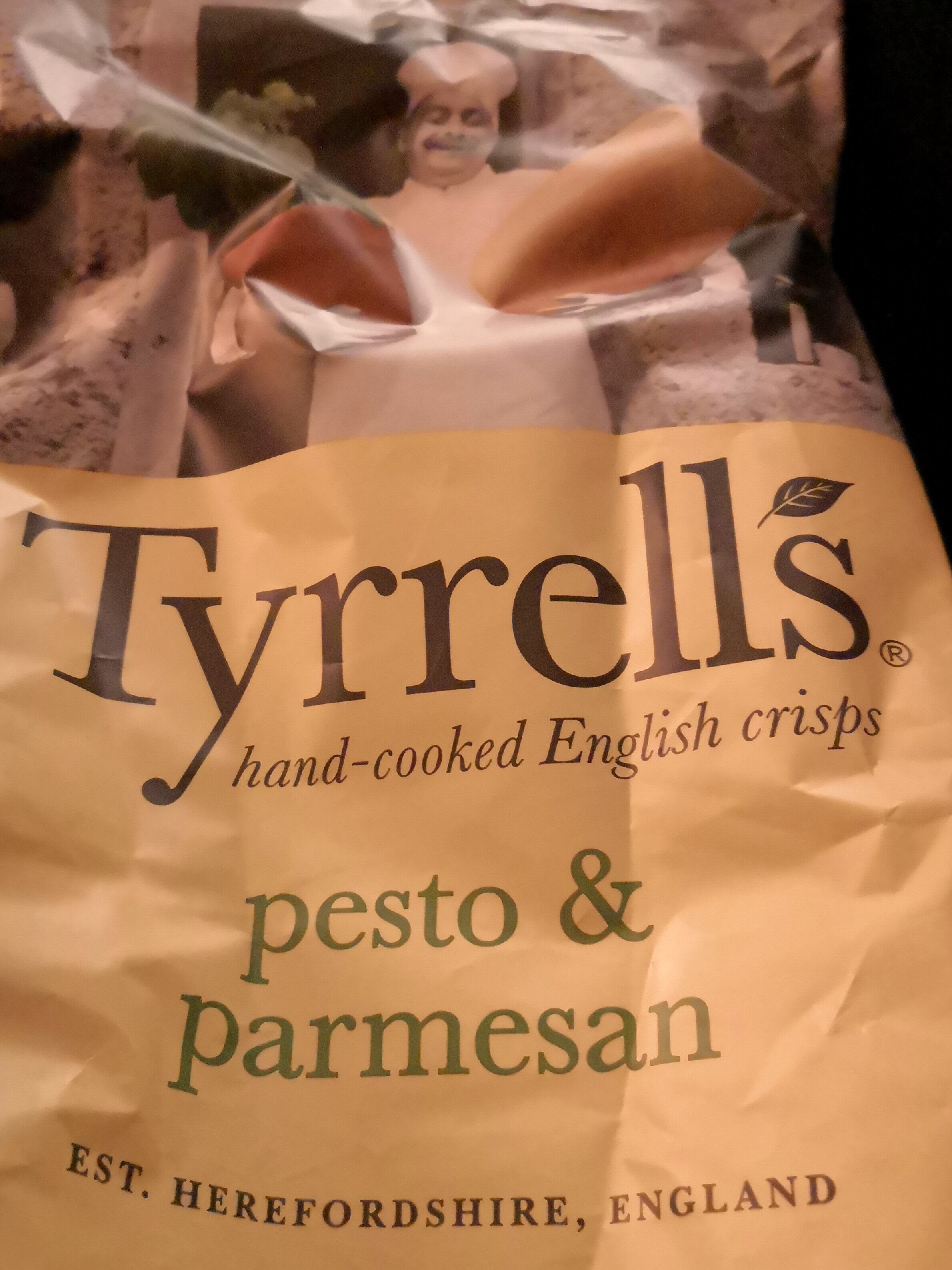 Pesto & Parmesan - Product - fr