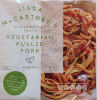 Vegetarian pulled pork - Produkt