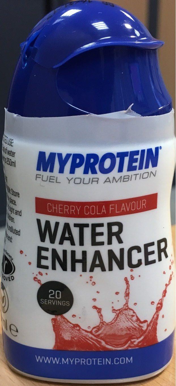 Water Enhancer, Wasseraroma Cherry Cola - Product - en
